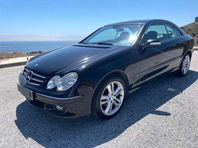 usado Mercedes CLK200 Kompressor - Avantgarde - Automatico