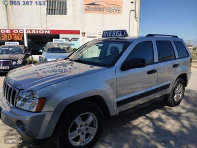 usado Jeep Grand Cherokee 3.0 V6 CRD Laredo