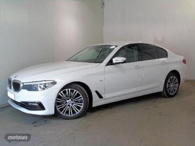 brugt BMW 520 Serie 5 dA