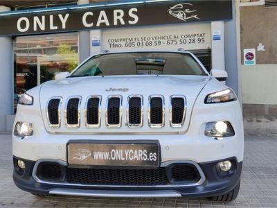 gebraucht Jeep Cherokee 2.0D Limited 4x4 ADI PIEL,NAVI,XENON,
