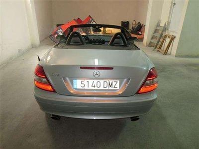 usado Mercedes SLK200 K