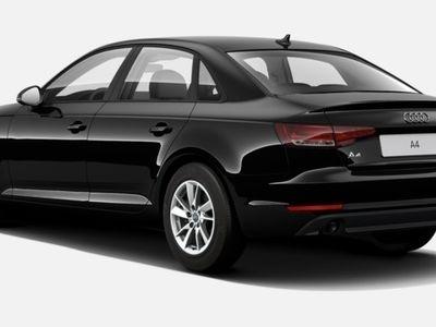 usado Audi A4 Advanced edition 2.0 TDI 110 kW (150 CV) Diésel Negro matriculado el 04/2017