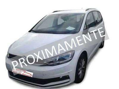 usado VW Touran 1.6TDI Business and Navi Edition 85kW