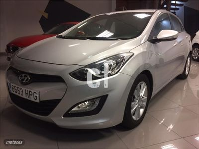 usado Hyundai i30 1.6 CRDi 110cv City