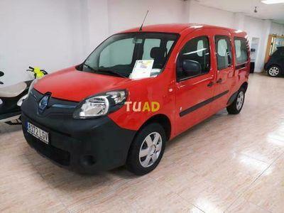 usado Renault Kangoo furgon maxi ze