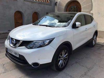 usado Nissan Qashqai 1.5dCi N-Tec 4x2