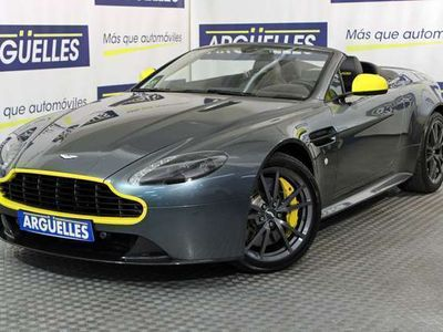 usado Aston Martin V8 Vantage N430 Roadster Race (Edicion especial)