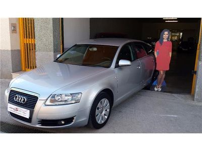 usado Audi A6 2.0TDI Multitronic UNICO PROPIETARIO POCOS KMS