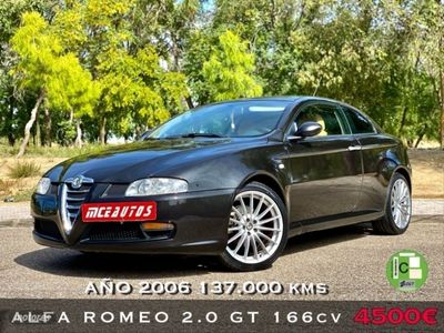 usado Alfa Romeo GT 2.0 JTS Selespeed Sport