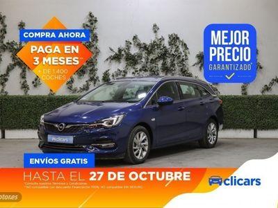 usado Opel Astra 1.2T SHR 107kW 145CV Elegance ST