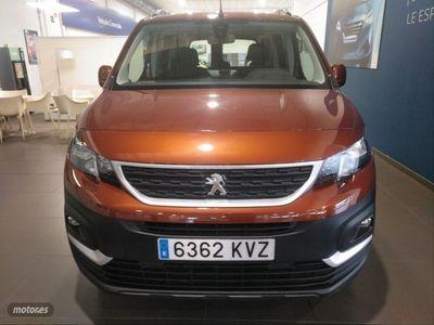 usado Peugeot Rifter Active Standard BlueHDi 73kW