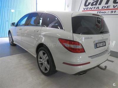 usado Mercedes R350 Clase RCdi 4matic L 5p. -12