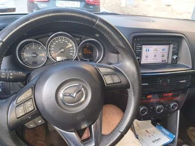 usado Mazda CX-5 2.2DE Luxury P. Safety TS Nav. 4WD Luxury Pack Sa