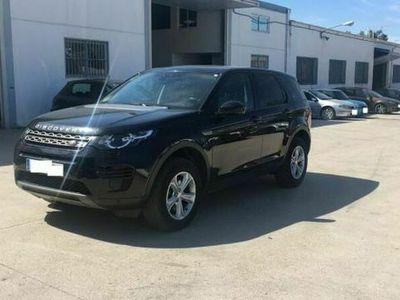 usado Land Rover Discovery Sport 2.0 TD4 180 CV SE
