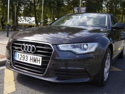 usado Audi A6 3.0 Tdi 204cv Quattro S Tronic 4p. -12