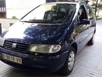 usado Seat Alhambra 1.8T 20V SXE