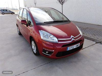 used Citroën C4 Picasso 1.6HDI Exclusive