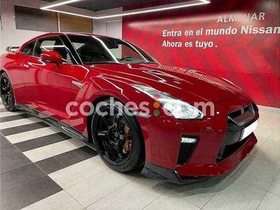 usado Nissan GT-R 3.8G V6 419kW 570CV Track Ed by NISMO