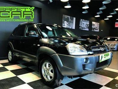 usado Hyundai Tucson 2.0 Cdri Auto Style 4x4 5p. -05