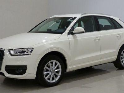 brugt Audi Q3 2.0 TDI QUATTRO S TRON ADVANCED EDITION