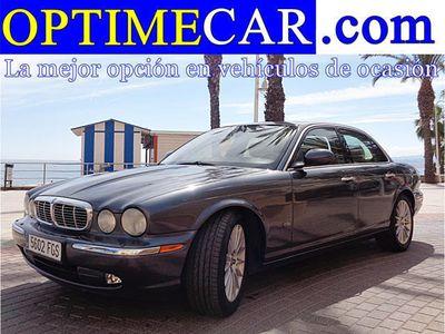 used Jaguar XJ6 2.7D V6 Executive Aut.