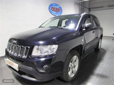 used Jeep Compass 2.2 CRD Limited 4x2 136 CV