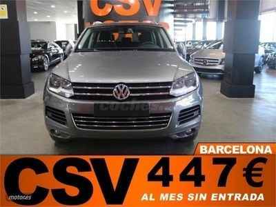 usado VW Touareg 3.0 V6 TDI 204 Tiptronic BlueMotion Tech
