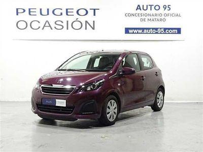usado Peugeot 108 Active VTi 52kW (72CV)