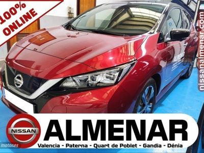 usado Nissan Leaf 40kWh Tekna Bitono ProPilot Park