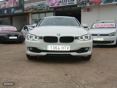 usado BMW 320 Serie 3 d Luxury