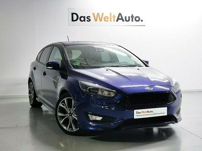 usado Ford Focus 2.0TDCi ST-Line Black&Red Ed. 150