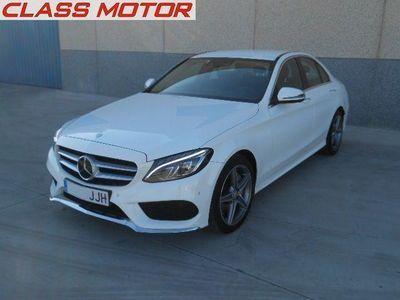 usado Mercedes C250 7G Plus NACIONAL P.AMG NAVI TEL FULL EQUIPE