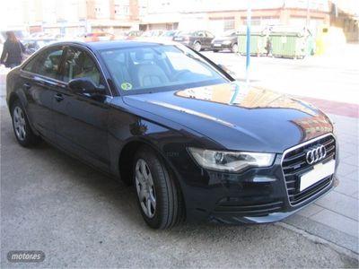 used Audi A6 3.0 TDI 204cv multitronic