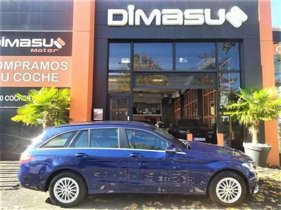 usado Mercedes C200 CDI Estate BE Edition 7G Plus