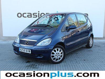 usado Mercedes A170 CDI Elegance 70kW (95CV)