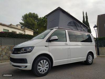 usado VW California Beach 2.0 TDI 110KW 150CV BMT DSG