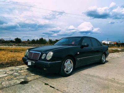 usado Mercedes E420 Avantgarde