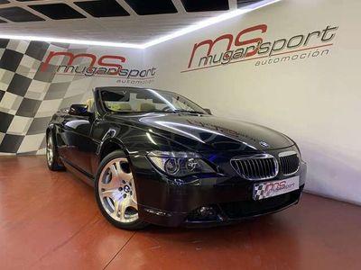 usado BMW 645 Cabriolet Serie 6 Ci Aut.
