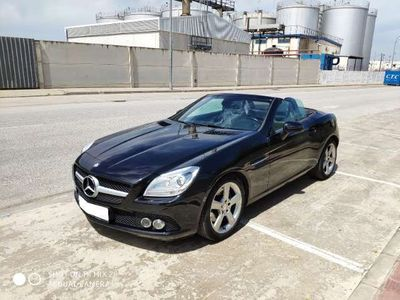 usado Mercedes SLK250 CDI BE 7G Plus