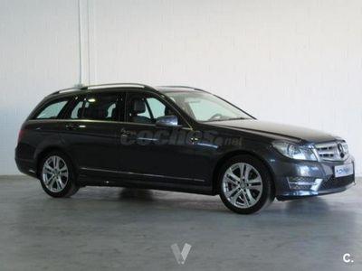 usado Mercedes C220 Clase CCdi Avantgarde Estate 5p. -13