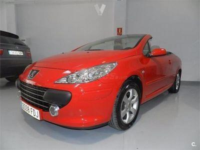 usado Peugeot 307 CC 2.0 16v 2p. -06