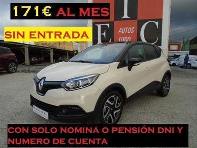usado Renault Captur