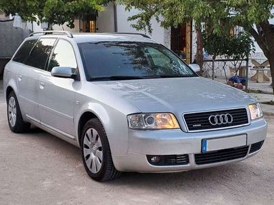 usado Audi A6 Avant 2.5TDI quattro Tiptronic
