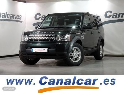 used Land Rover Discovery 3.0 TDV6 S COMMANDSHIFT 211CV