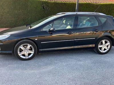 usado Peugeot 407 SW 2.0HDI Premium 140