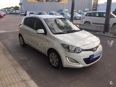 usado Hyundai i20 1.4 Crdi Sle 5p. -13
