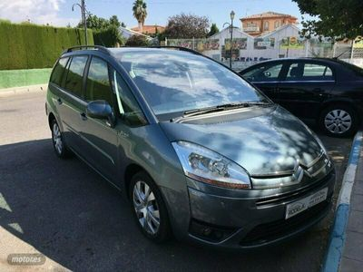 usado Citroën Grand C4 Picasso 1.6 HDi SX