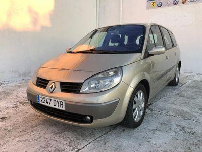 brugt Renault Grand Scénic Scénic 2.0dCI Luxe Privilege