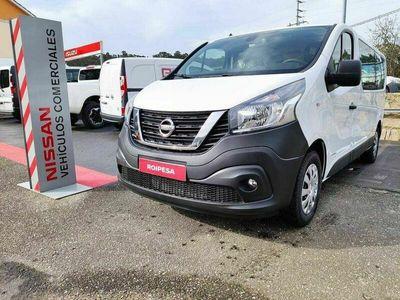 usado Nissan NV300 NV3002.0DCI EU6D 107 KW (145 CV) S&S