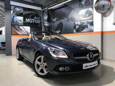 brugt Mercedes SLK250 BE Edition 1 7G Plus